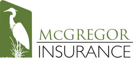 McGregor Insurance homepage